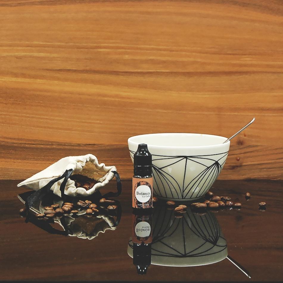Botanics - Le café